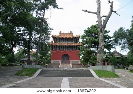 Fuling tomb in Shenyang People's Republic of China