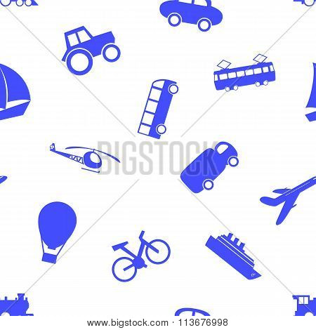 Transport. Stock Illustration.