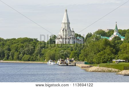 Church In Kolomenskoye, Moscow