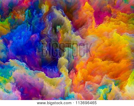 Acceleration Of Colors