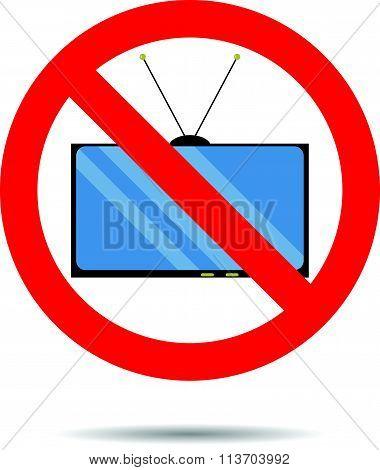 Ban TV icon