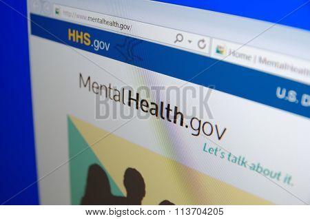 MentalHealth.gov