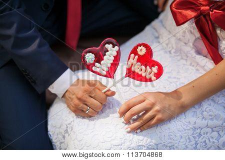 Weddings Lollipops