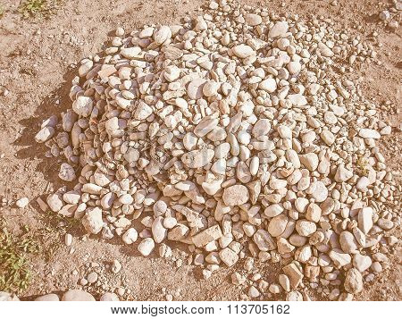 Heap Of Stones Vintage