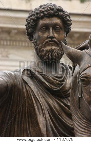 Marcus AureliusBronze