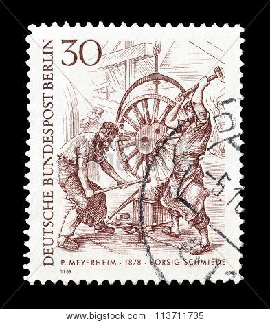 Berlin 1969
