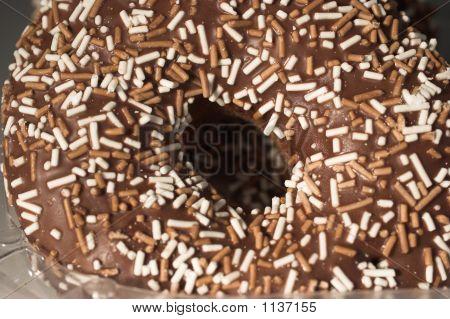 Chocolate Doughnut