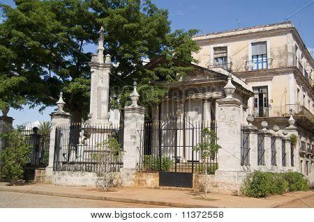 El Templete, Havana, Cuba