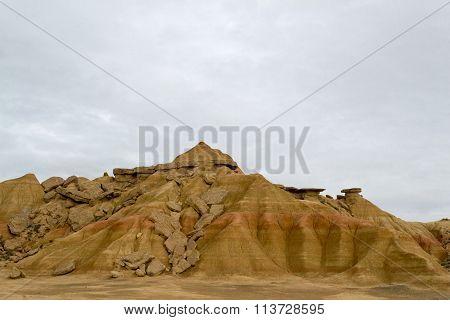 Rocks In Bardenas