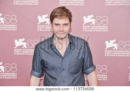 Actors Daniel Bruehl