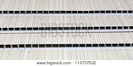 Background Of Several Pvc Panels