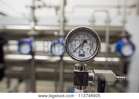meter gauge on the pharmaceutical industry