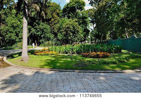 City Garden, Kiev