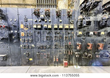 Grand Central Terminal Electrical Equipment