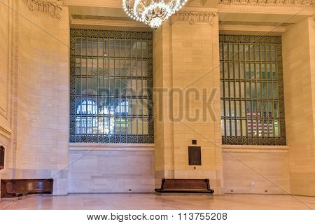 Grand Central Terminal Waiting Hall - Nyc