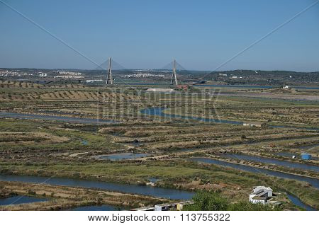 View From Algarve to Andalusia