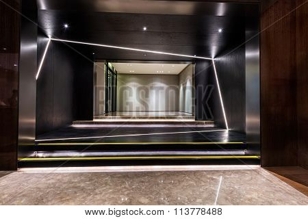 Foyer Entrance Area Of A Building