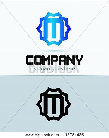 Letter m Alphabetical Logo Design Concepts