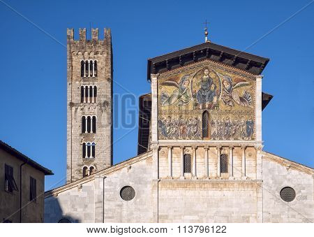 The San Frediano's Church