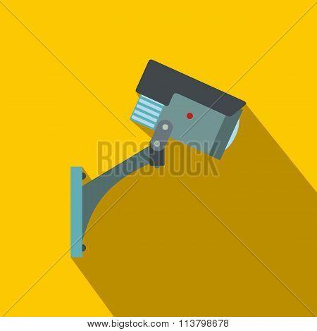 Surveillance camera flat