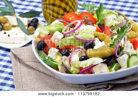 Country style salad