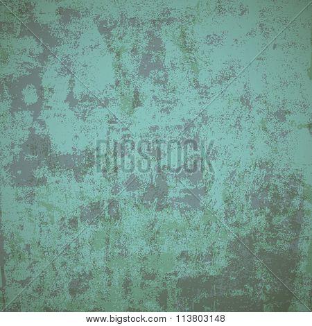 Grunge Scratched Background.