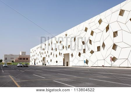 Modern Architecture In Doha, Qatar
