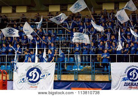 Fans Of Dynamo Team