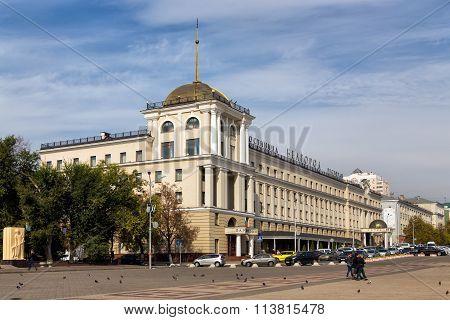 Belgorod Hotel Complex. Russia