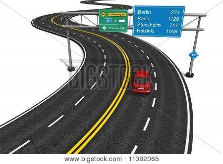 Autobahn concept