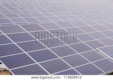 Renewable energy, sun panel