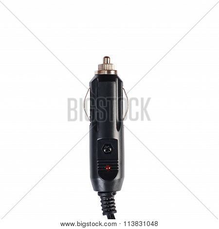The Device In The Car Lighter