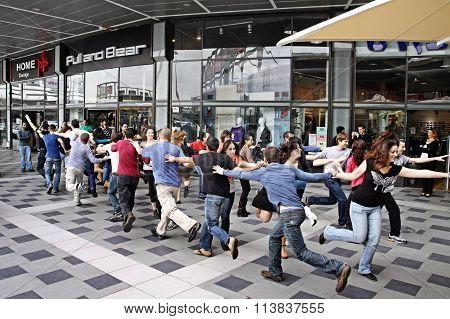 Dance Flash Mob