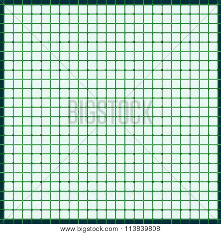 Technical Grid Background.