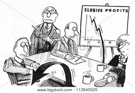 Elusive Profits