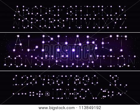 The Font Of The Constellation