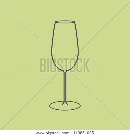 Liquor Glass Icon