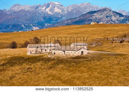 Farm Houses - Lessinia Italy