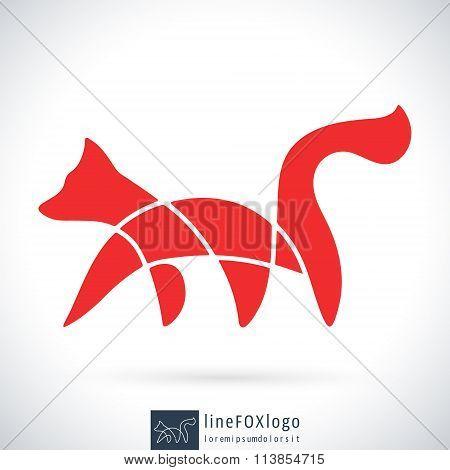 Line Fox Logo