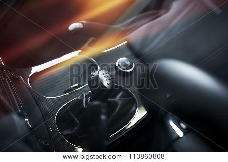 Elegant Car Interior