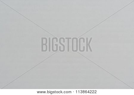 Paper Texture - White Kraft Sheet Background.