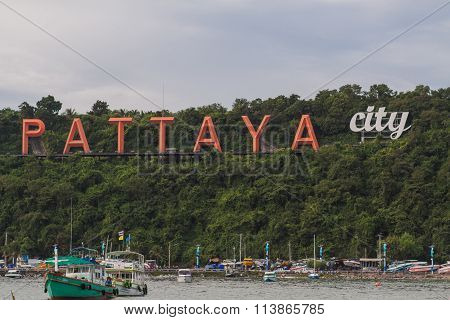 Big Letters Pattaya