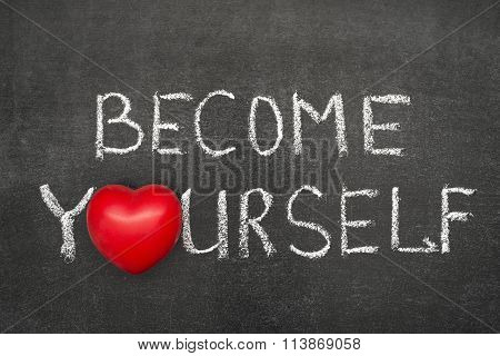 Become Yourself Chb