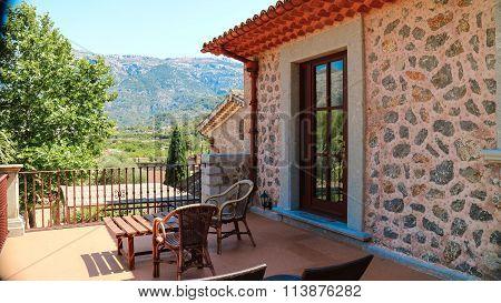 Finca - Rural House / Vacation Home Architecture Of Mallorca, Finca
