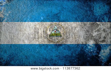 Nicaragua Grunge