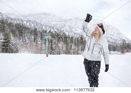 goes for skating