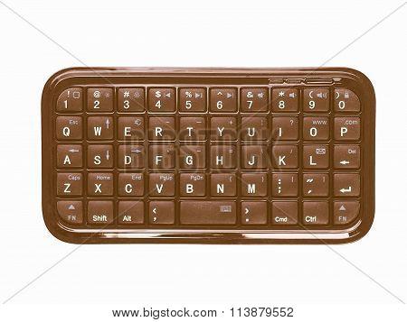 Mini Keyboard Vintage