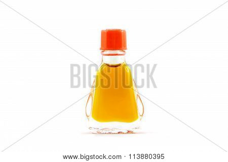 Bottle With Liquid
