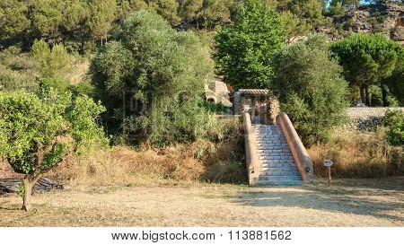 Balearic Islands Mediterranean Architecture Of Mallorca, Finca