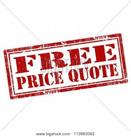 Free Price Quote